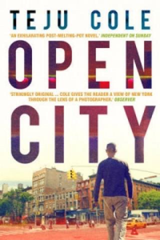 Carte Open City Teju Cole