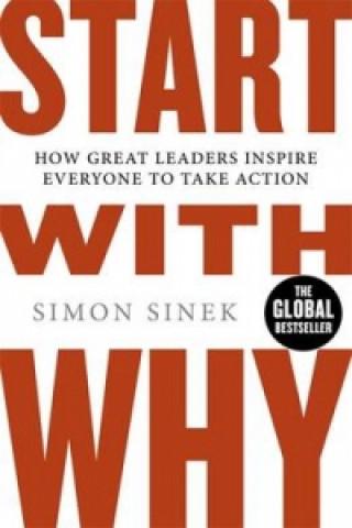 Carte Start With Why Simon Sinek