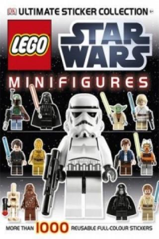 Dorling Kindersley LEGO (R) Star Wars Minifigures Ultimate Sticker Collection