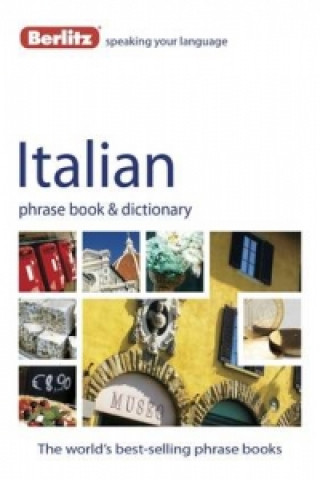 Berlitz: Italian Phrase Book & Dictionary