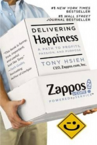 Carte Delivering Happiness Tony Hsieh