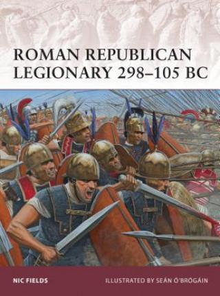 Roman Republican Legionary 298-105 BC