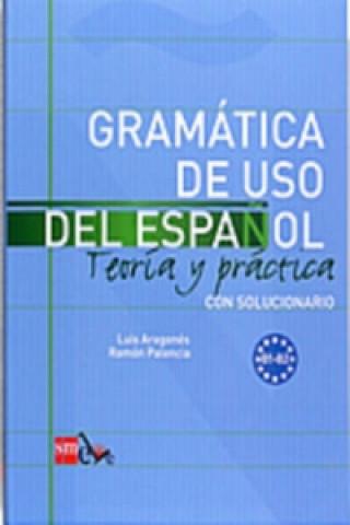 Carte Gramatica de uso del Espanol - Teoria y practica RAMON PALENCIA