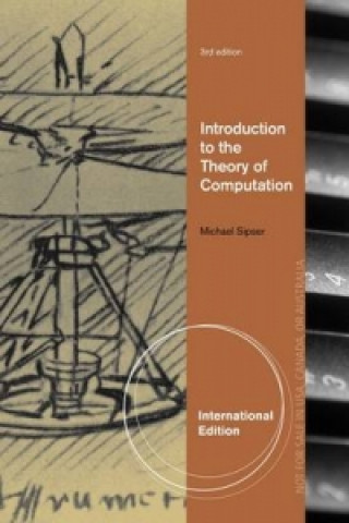 Introduction to the Theory of Computation, International Edition