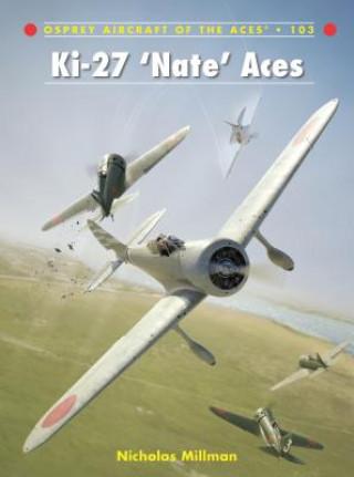 Ki-27 `Nate' Aces
