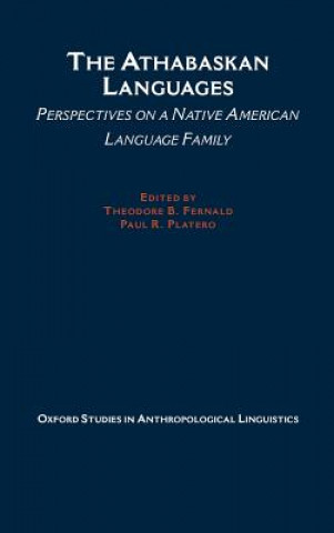 Carte Athabaskan Languages Gennaro