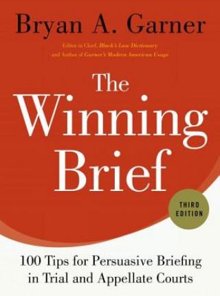 Carte Winning Brief Bryan A. Garner