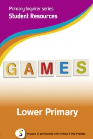 Primary Inquirer series: Games Lower Primary Student CD