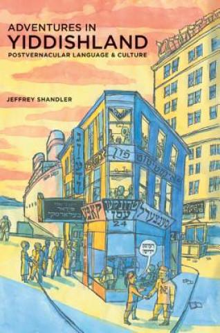 Carte Adventures in Yiddishland Jeffrey Shandler