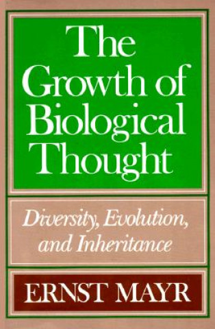 Growth of Biological Thought