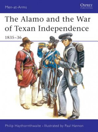 Alamo and the War of Texan Independence, 1835-36