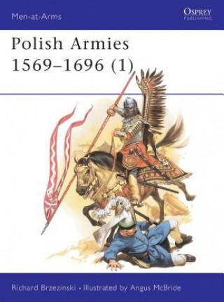 Carte Polish Armies, 1569-1696 Richard Brzezinski
