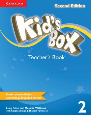 Carte Kid's Box Level 2 Teacher's Book Lucy Frino