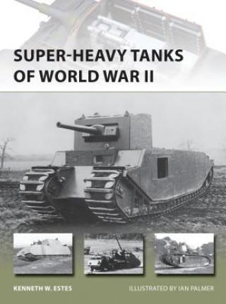 Super-heavy Tanks of World War II