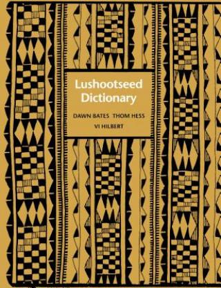 Carte Lushootseed Dictionary Vi Hilbert