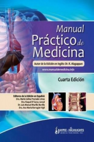 Kniha Manual Practico de Medicina R. Alagappan