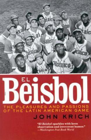 Könyv El Beisbol John Krich