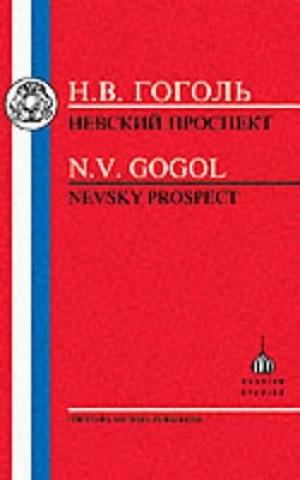 Carte Nevsky Prospect Nikolai Vasilievich Gogol