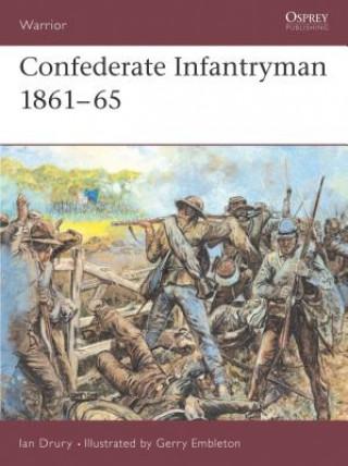 Confederate Infantryman, 1861-65