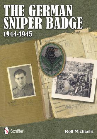 German Sniper Badge 1944-1945