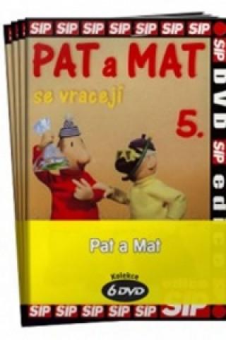 Pat a Mat 1 - 6 / kolekce 6 DVD