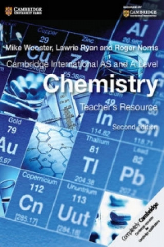 Cambridge International AS and A Level Chemistry Teacher's Resource CD-ROM