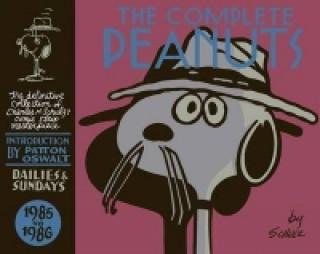 Complete Peanuts 1985-1986
