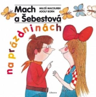 Mach a Šebestová na prázdninách - SK verze