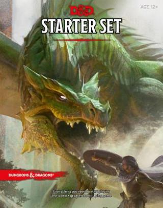 Joc / Jucărie Dungeons & Dragons Starter Box Wizards of the Coast