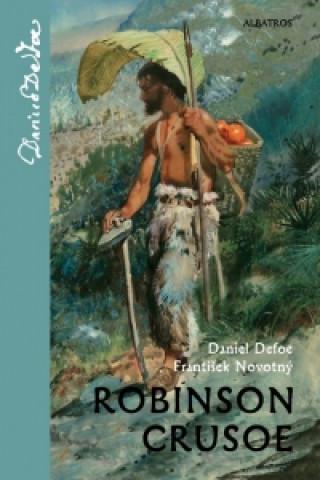 Carte Robinson Crusoe František Novotný