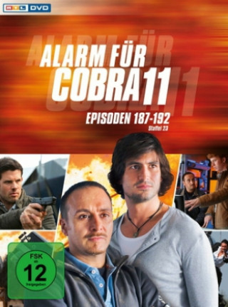 Alarm für Cobra 11, 1 DVD. Staffel.23