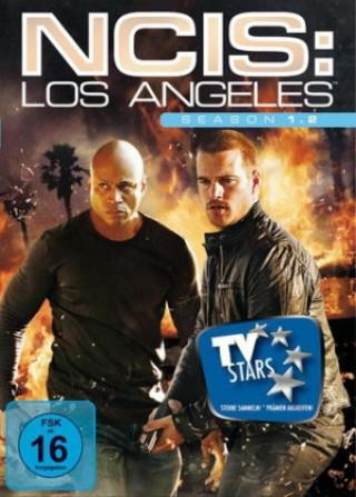 NCIS: Los Angeles, 3 DVDs. Season.1.2
