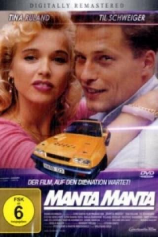 Manta Manta, 1 DVD (Digitaly Remastered)