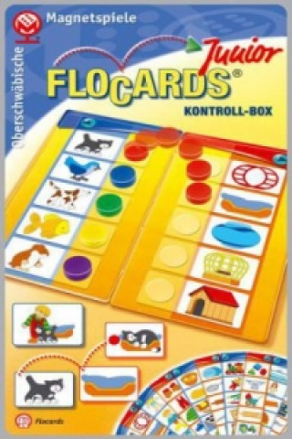 Flocards Junior Kontrollbox (Kinderspiel)
