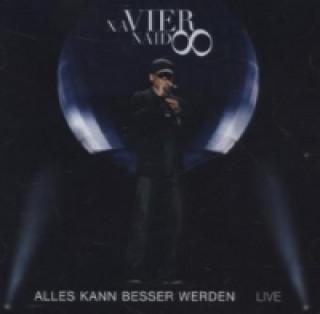 Alles kann besser werden - Live, 1 Audio-CD