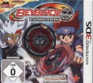 Beyblade Evolution, Collectors Edition, Nintendo 3DS-Spiel
