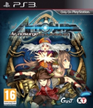 Ar Nosurge, Ode to an Unborn Star, 1 PS3-Blu-ray Disc