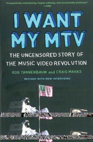Carte I Want My MTV Rob Tannenbaum