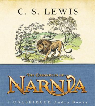 The Chronicles of Narnia, 33 Audio-CDs