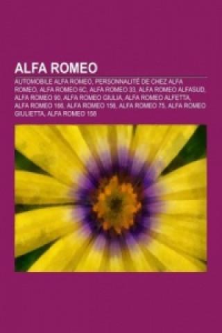 Könyv Alfa Romeo Source: Wikipedia