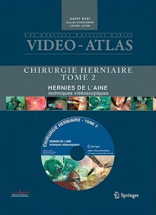 Carte Vidéo atlas Chirurgie herniaire