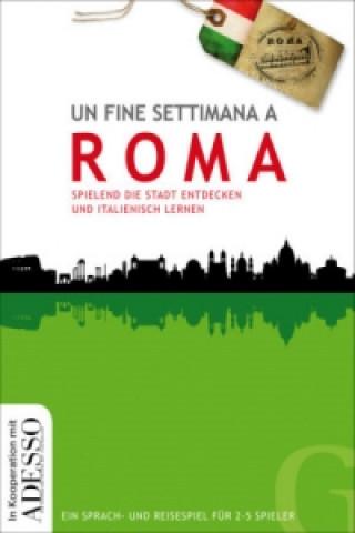 Joc / Jucărie Un fine settimana a Roma