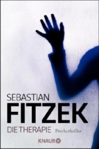 Kniha Die Therapie Sebastian Fitzek
