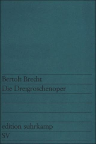 Carte Die Dreigroschenoper Bertolt Brecht