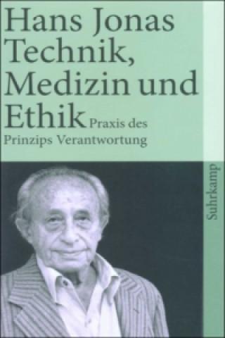 Carte Technik, Medizin und Ethik Hans Jonas