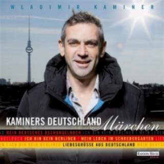Kaminers Deutschland-Märchen, 8 Audio-CDs