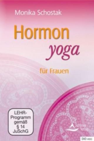 Hormon-Yoga für Frauen, 1 DVD
