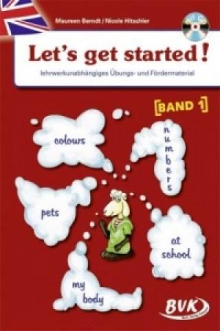 Carte Let's get started! Band 1. Bd.1 Maureen Berndt