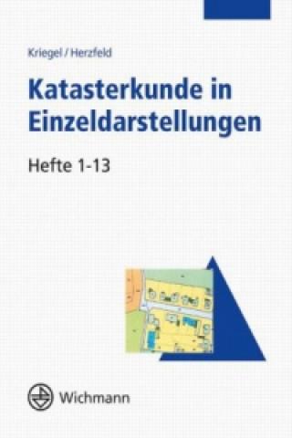 Katasterkunde in Einzeldarstellungen, CD-ROM