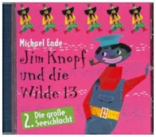 Die große Seeschlacht, 1 CD-Audio